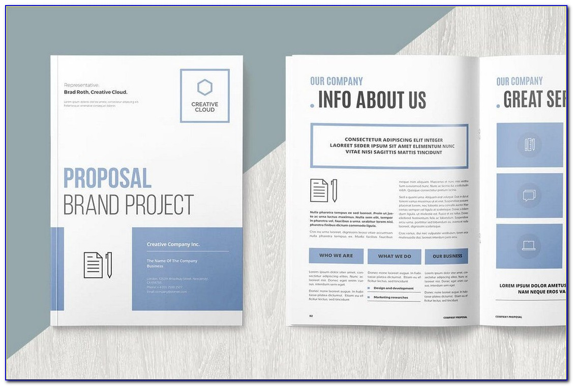 Free Product Brochure Template Word