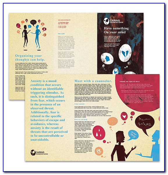 Free Tri Fold Brochure Template Microsoft Word