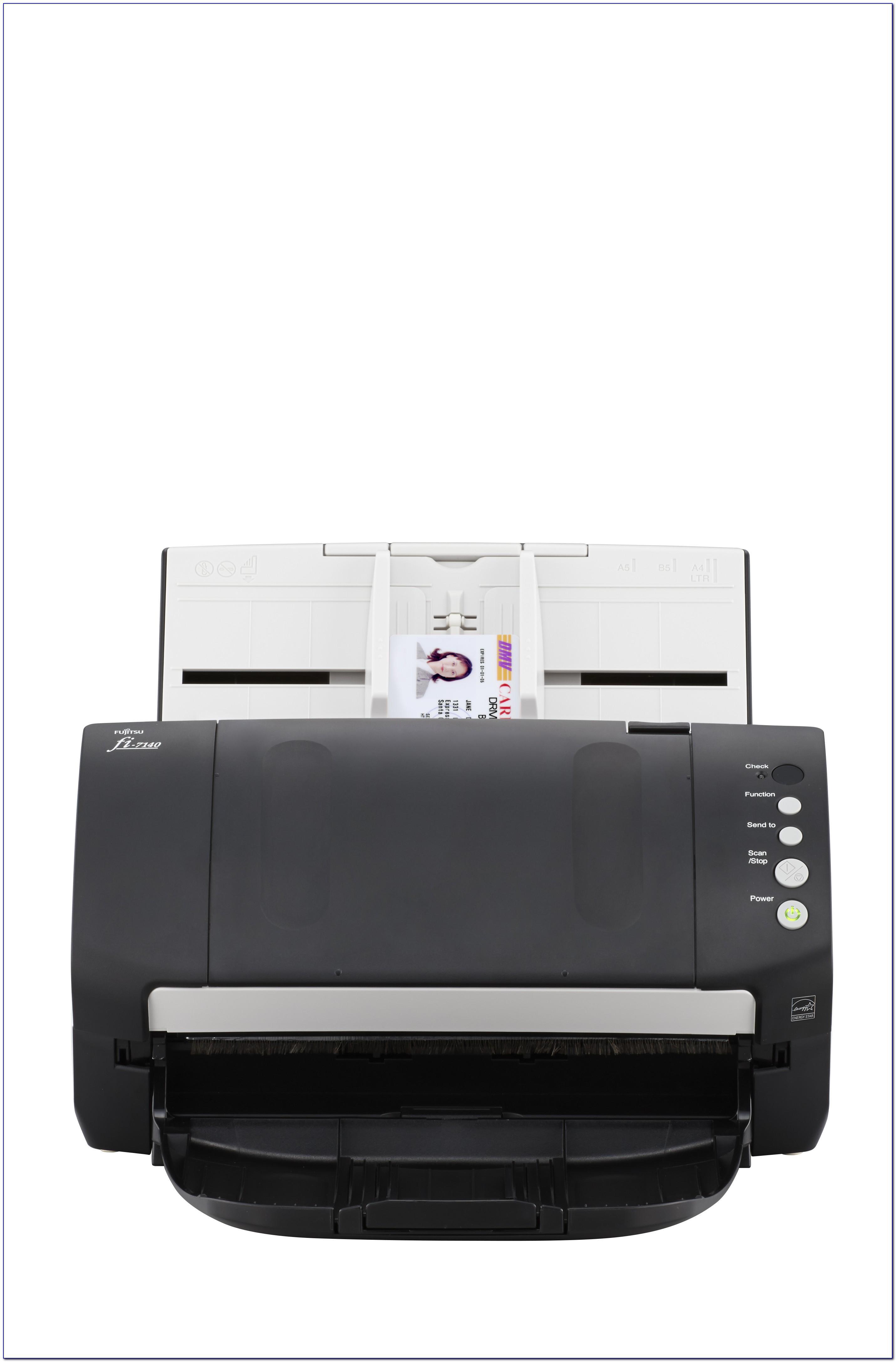Fujitsu Fi 7700 Scanner Brochure