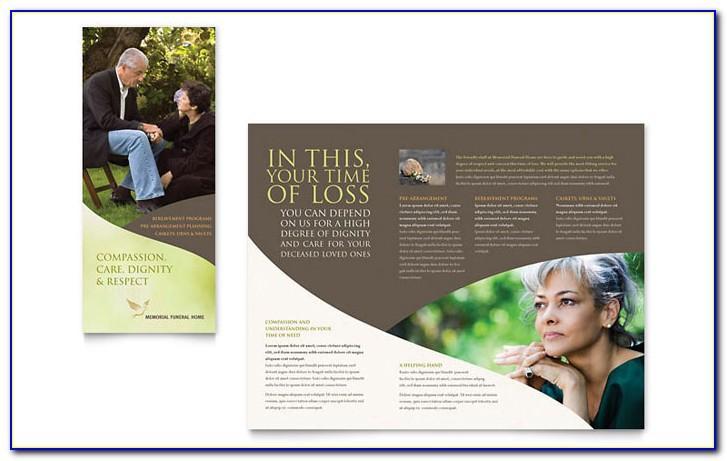 Funeral Brochure Wording