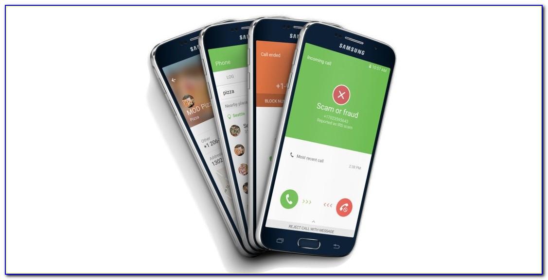 Galaxy S9 Caller Id Announce