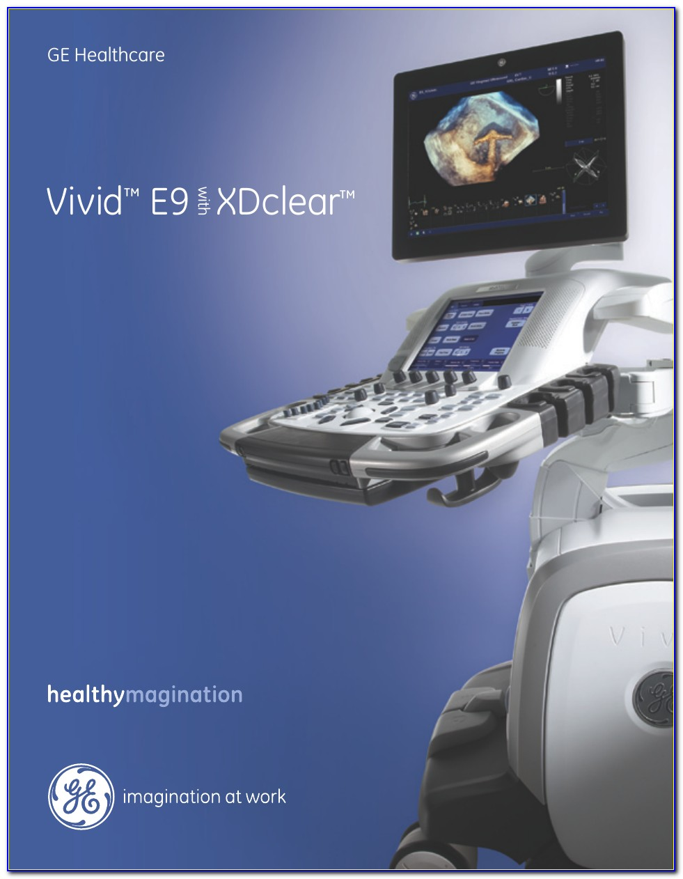 Ge Vivid E9 Specifications