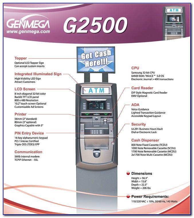 Genmega G2500 Brochure