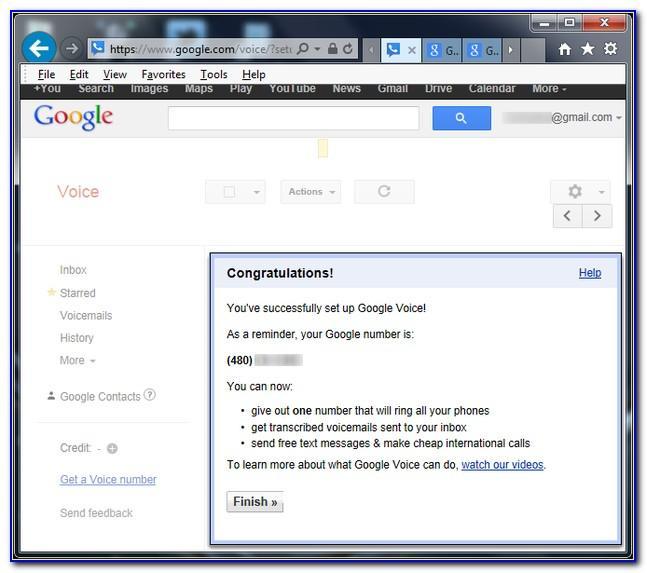 Google Voice Announce Caller