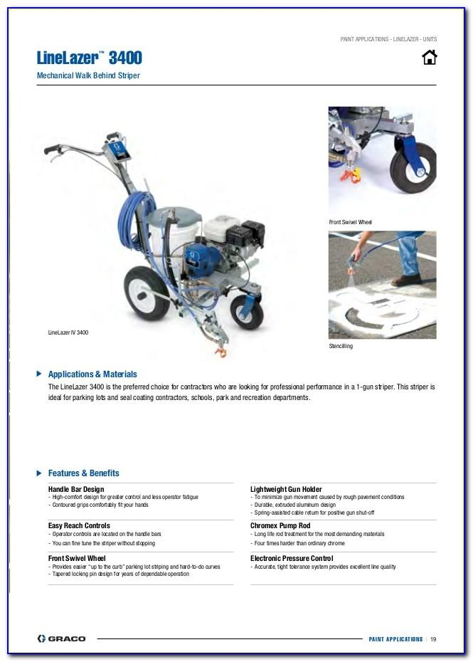 Graco Linelazer Brochure