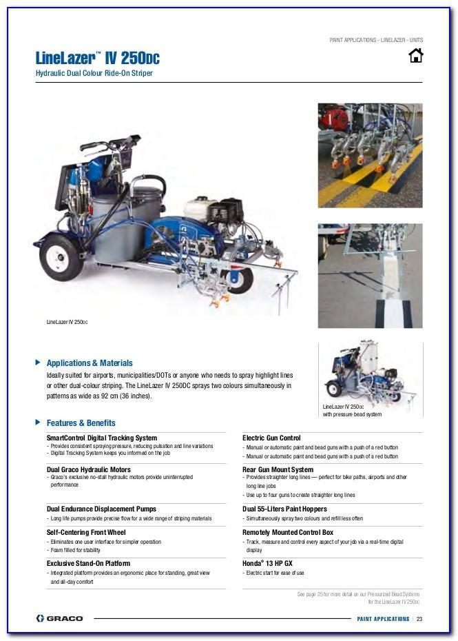 Graco Linelazer Manual