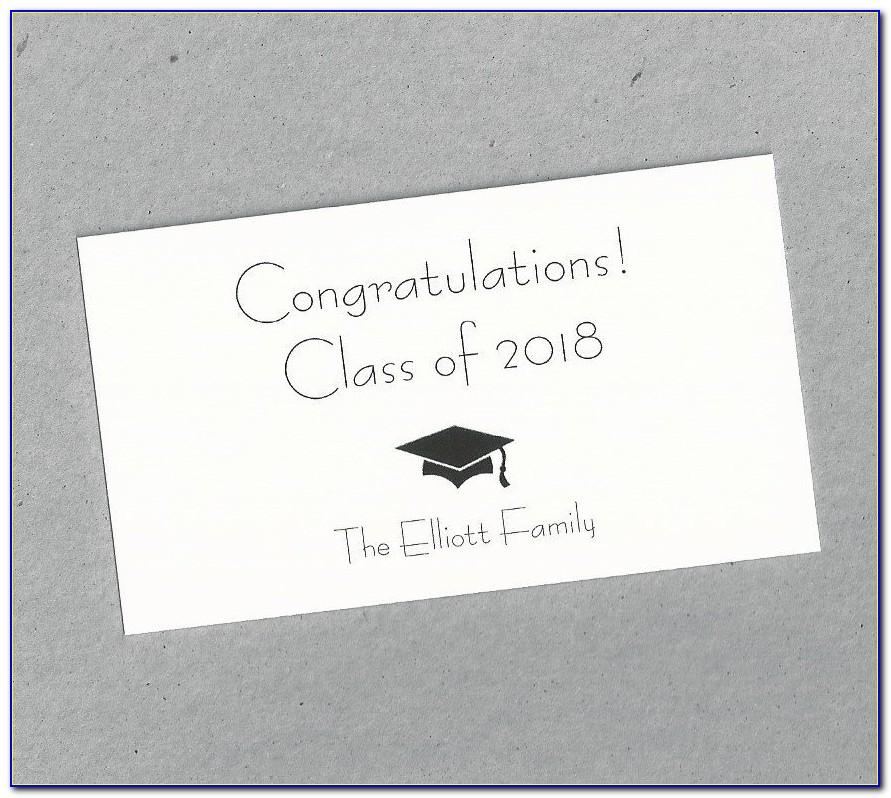 Graduation Announcement Cards With Photo Insert