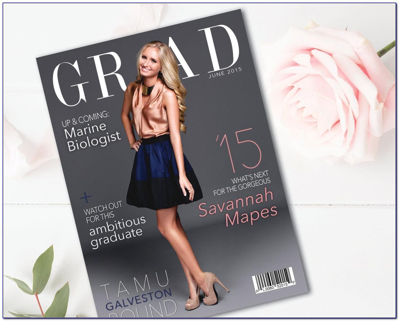 Graduation Announcement Cover