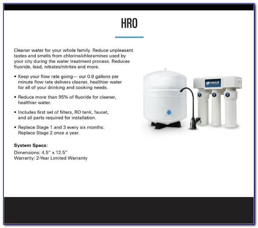 Hague Watermax Brochure