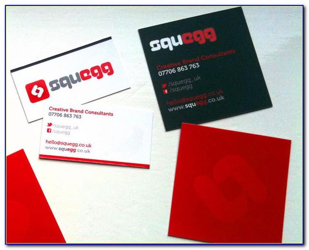 High End Business Card Holder