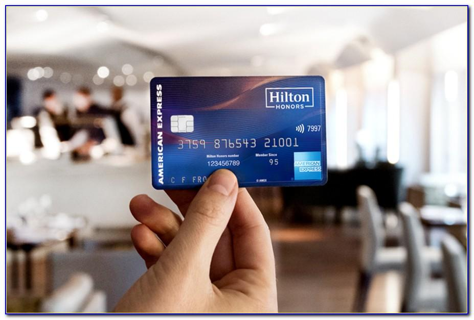 Hilton Honors American Express Business Card Benefits