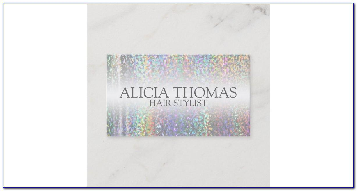 Holographic Business Cards Nz