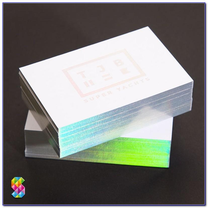 Holographic Business Cards Uk