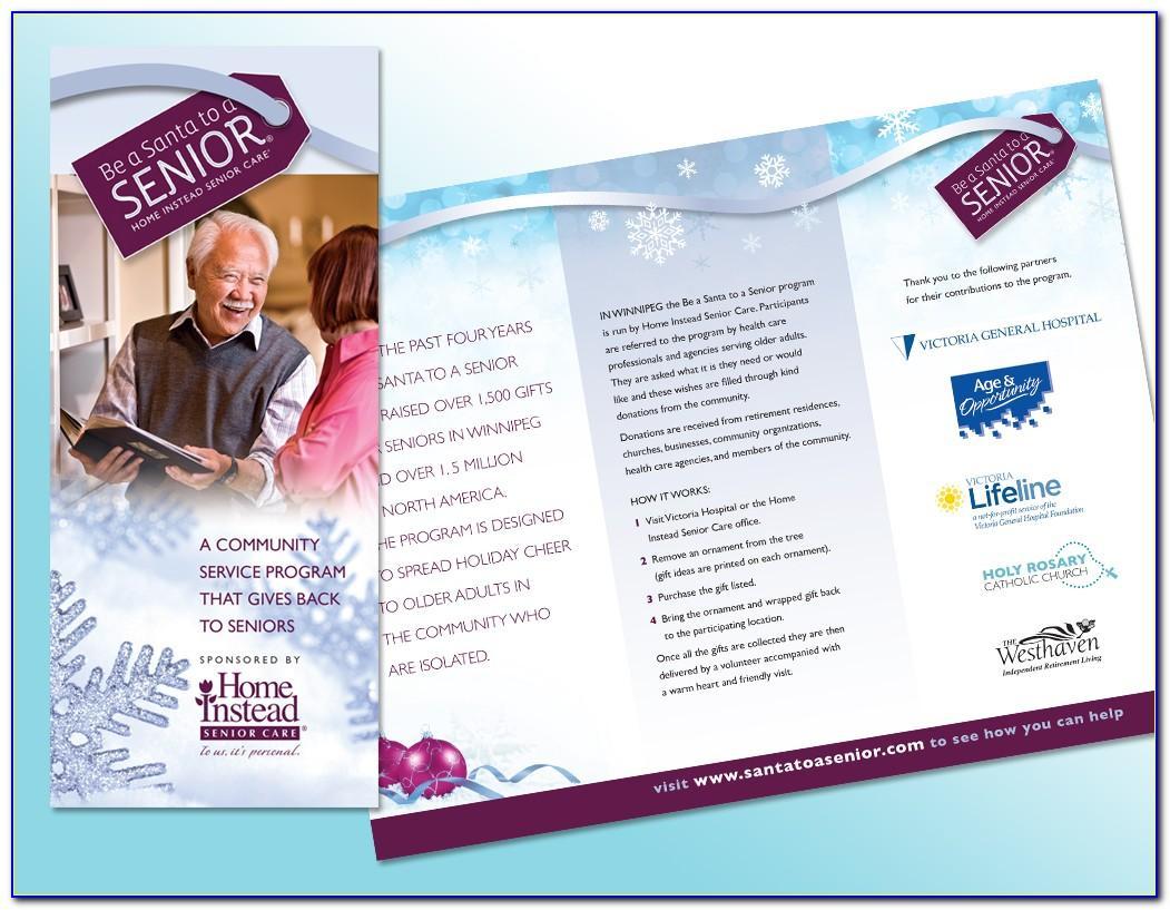 Home Instead Senior Care Brochure