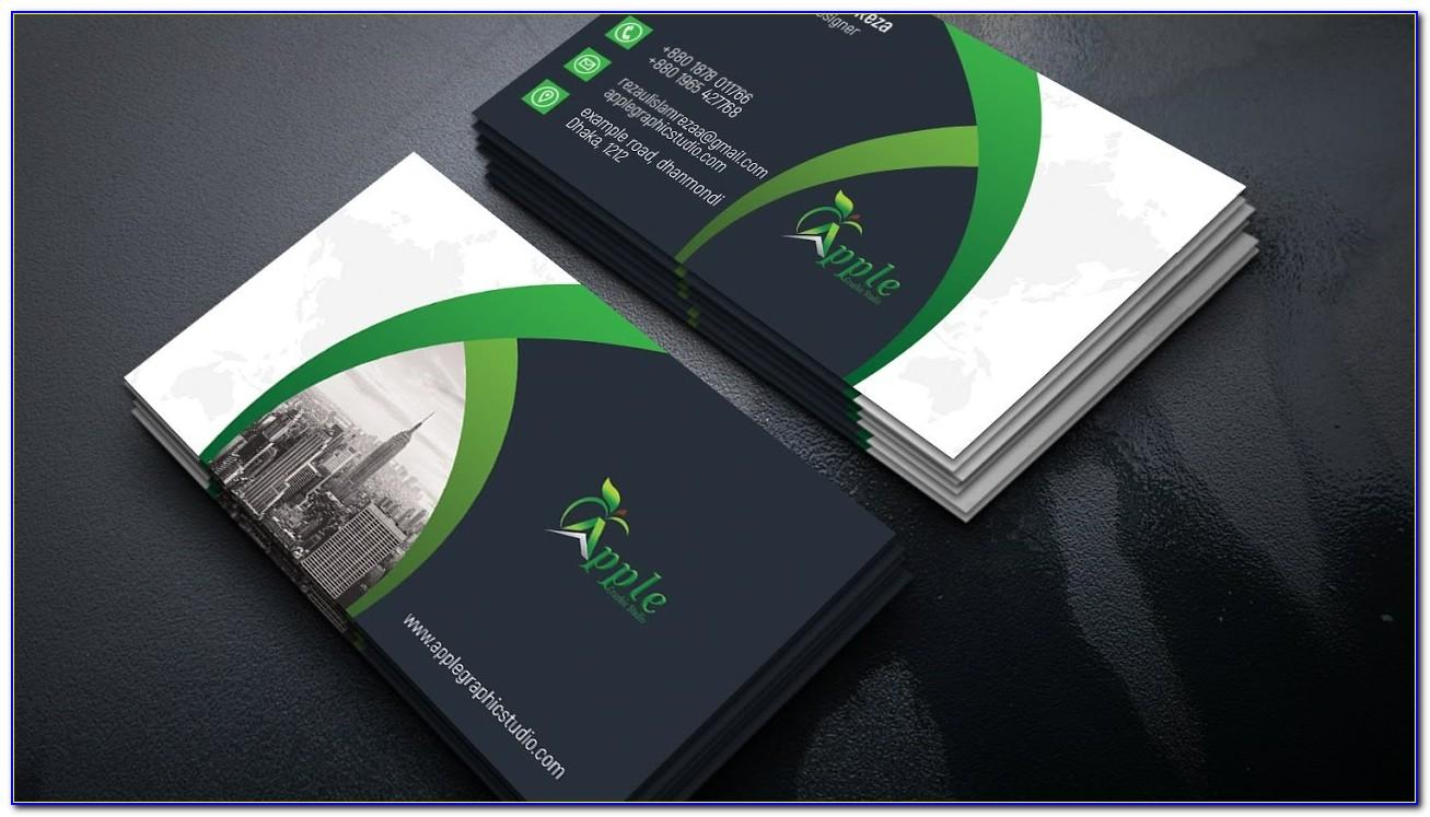 Home Remodeling Business Cards Ideas