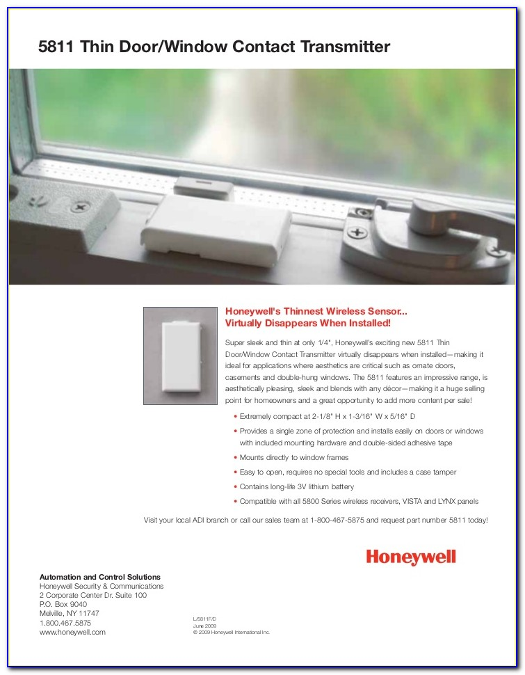 Honeywell Erv Brochure