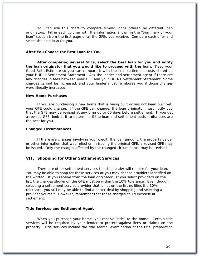 Hud Save Your Home Brochure