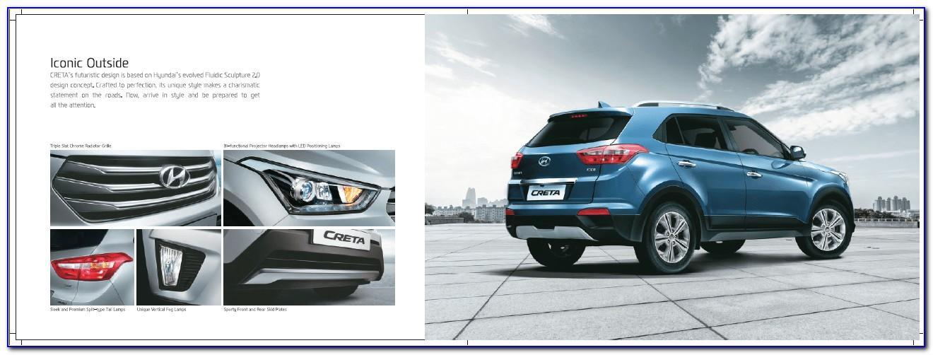 Hyundai Creta 2018 India Brochure