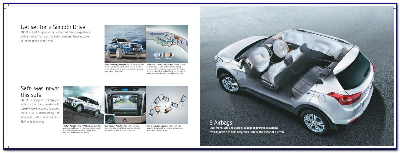 Hyundai Creta 2020 India Brochure