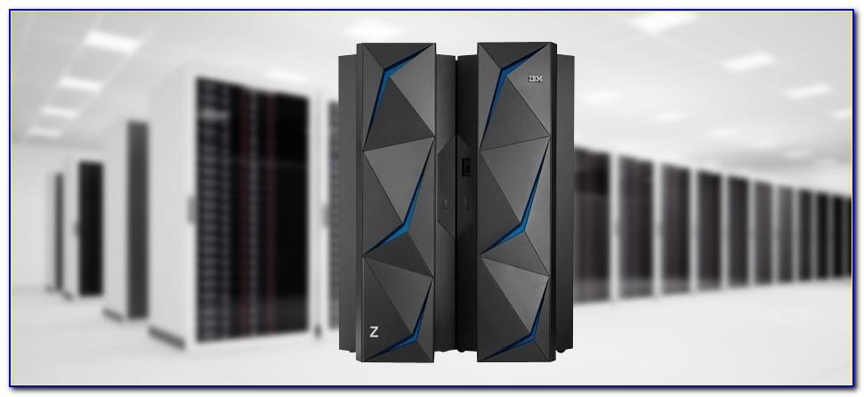 Ibm New Mainframe Announcement