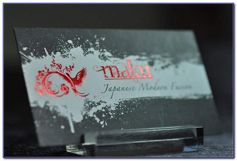 Ink Business Card Login