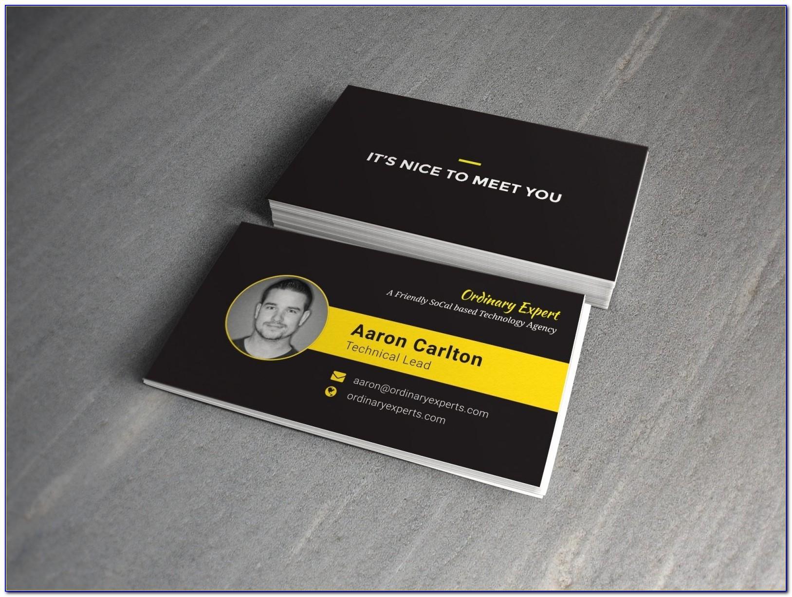Jetblue Business Card App