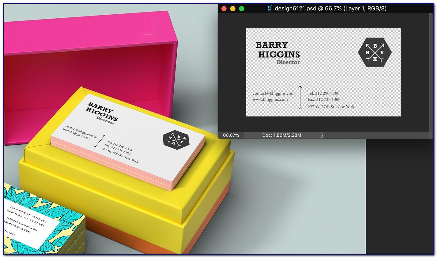 Jukebox Business Card Template