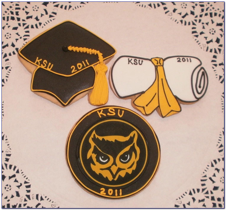 Kennesaw State University Graduation Invitations