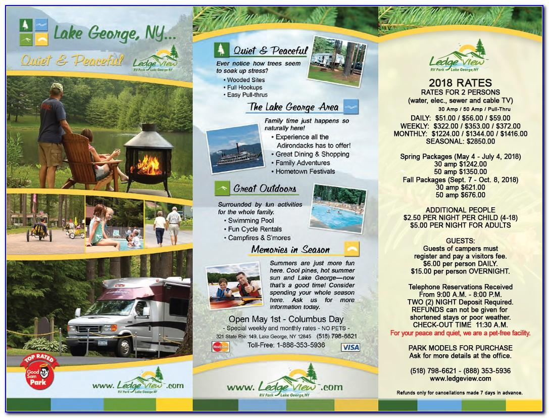 Lake George Wma Brochurelake George Wma Brochure
