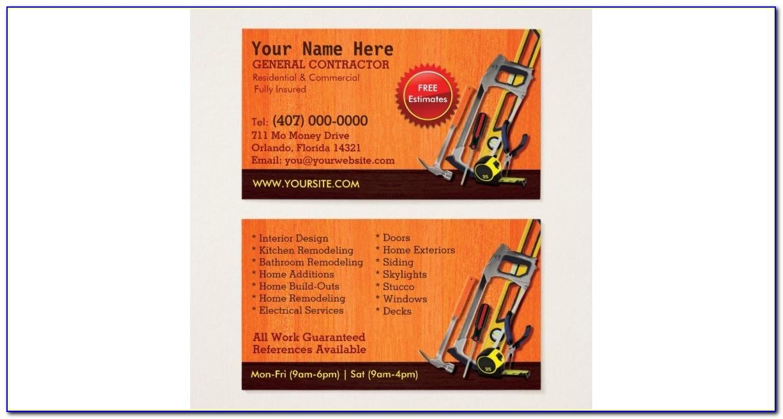 Lash Extension Business Cards