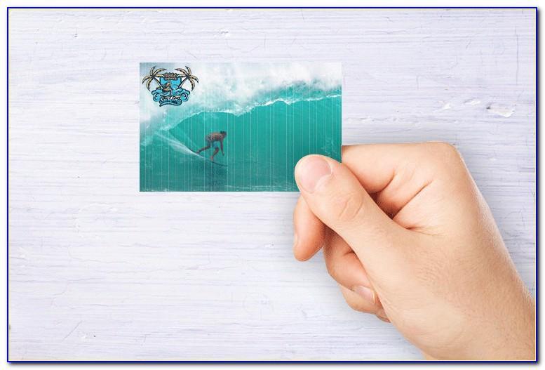 Lenticular Business Cards Australia
