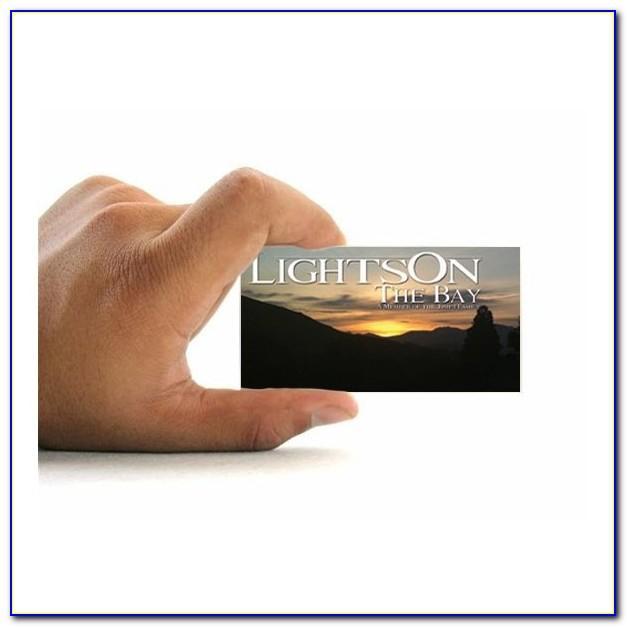 Lenticular Business Cards Canada