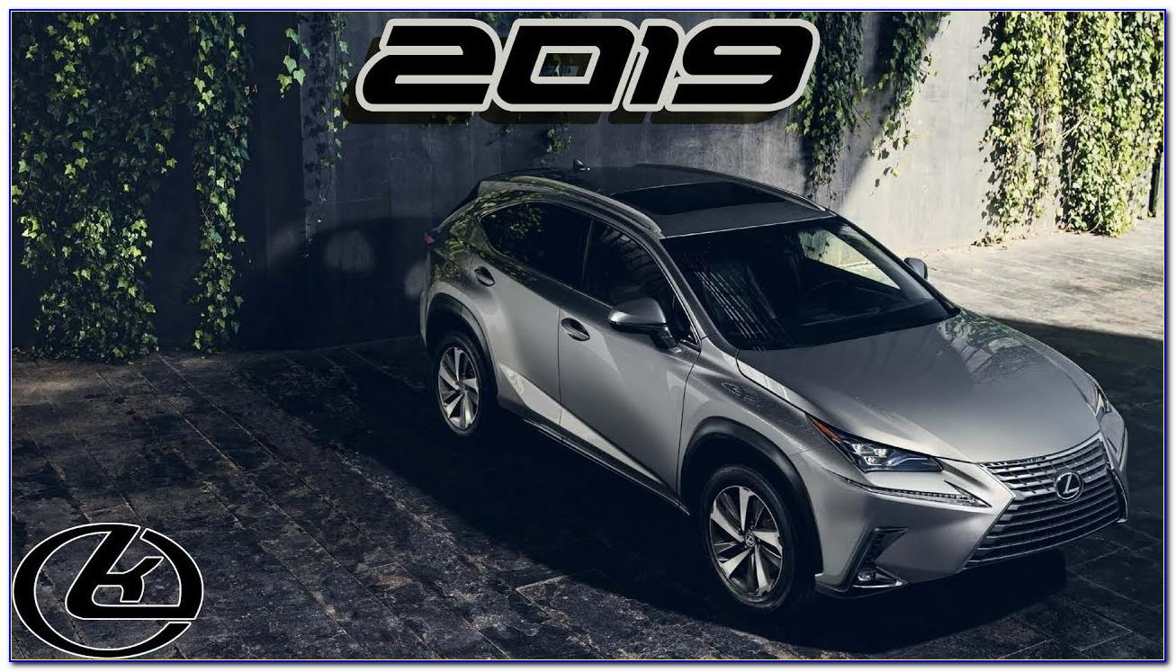 Lexus Nx Brochure 2016