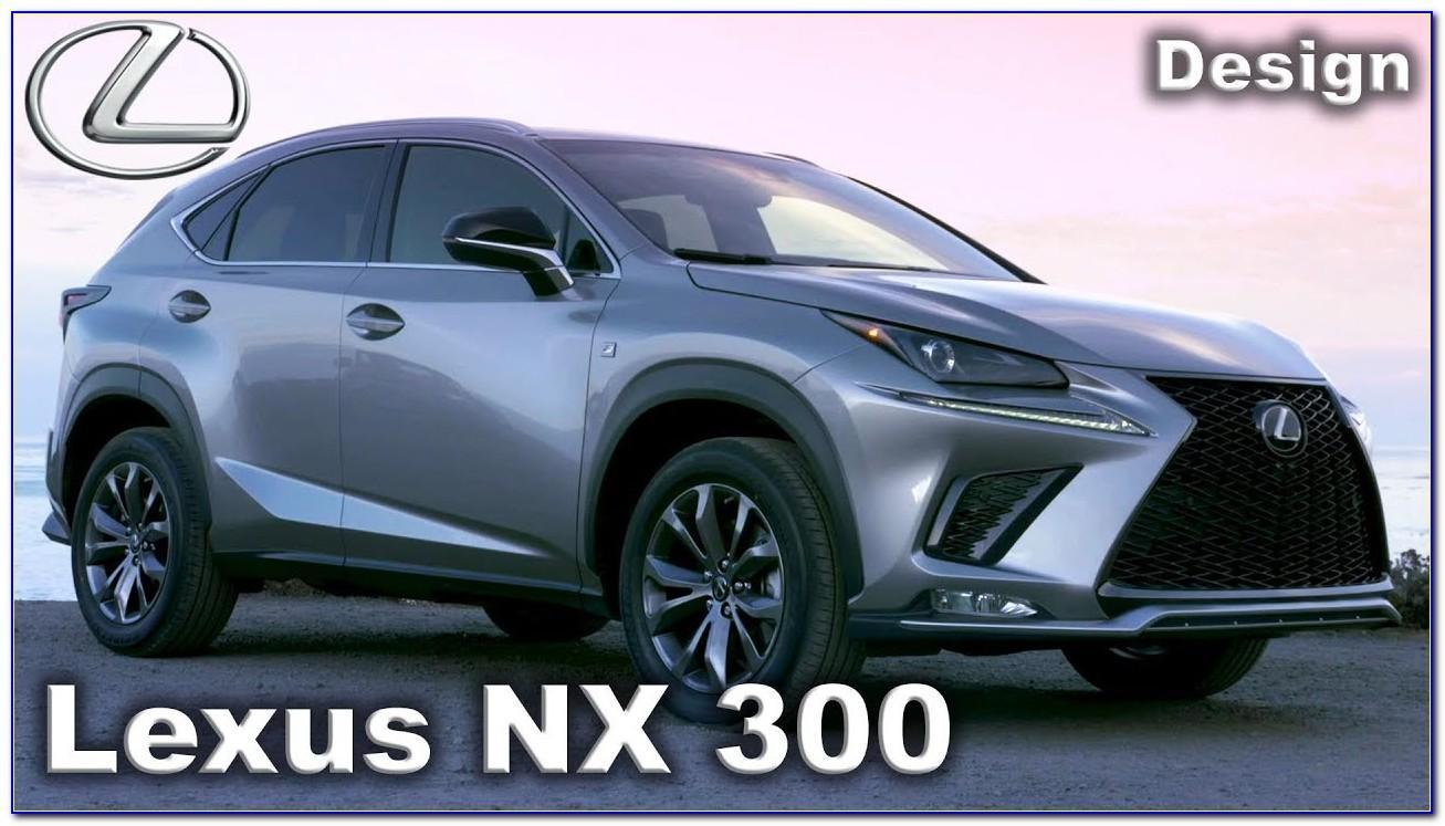Lexus Nx Brochure Australia