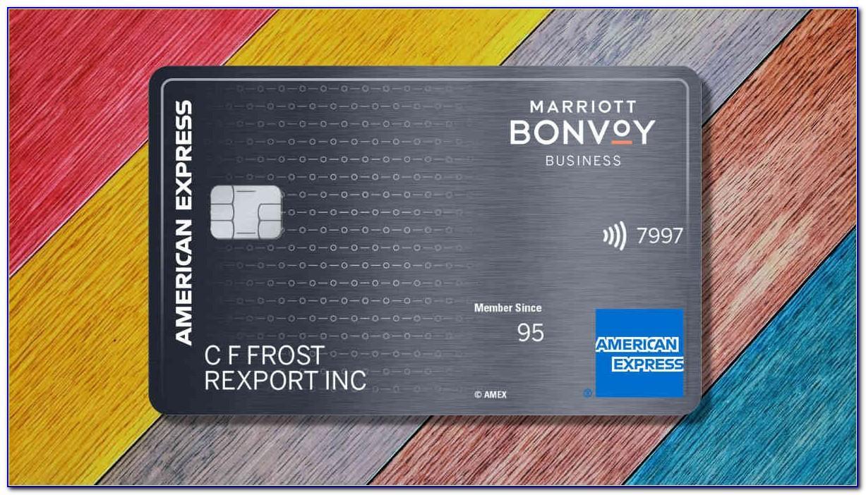 Marriott Rewards Business Card Review