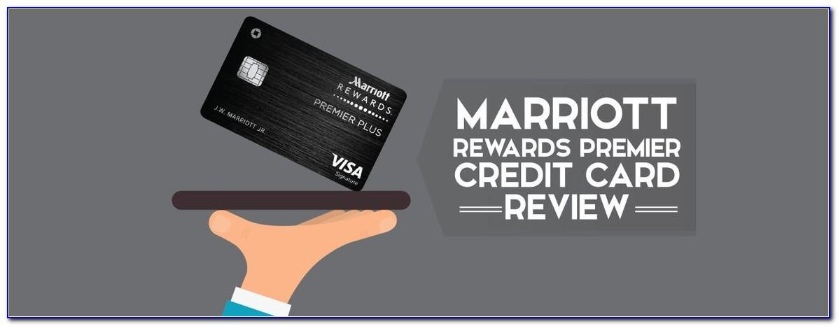 Marriott Rewards Signature Business Card