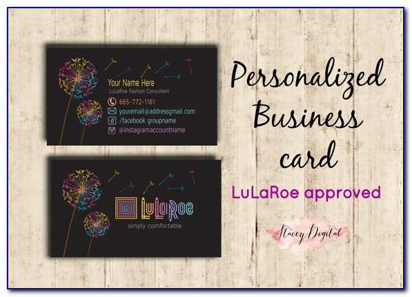 Matte Black Business Card Paper