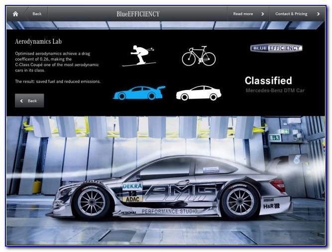 Mercedes Benz Brochures Download