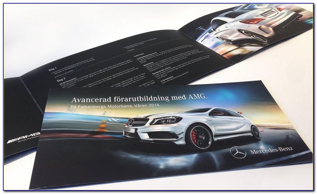 Mercedes Glc Brochure 2016 Uk