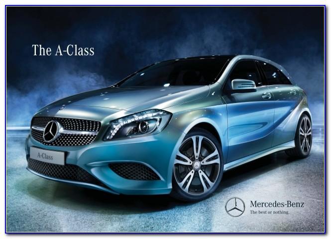 Mercedes Glc Brochure 2016