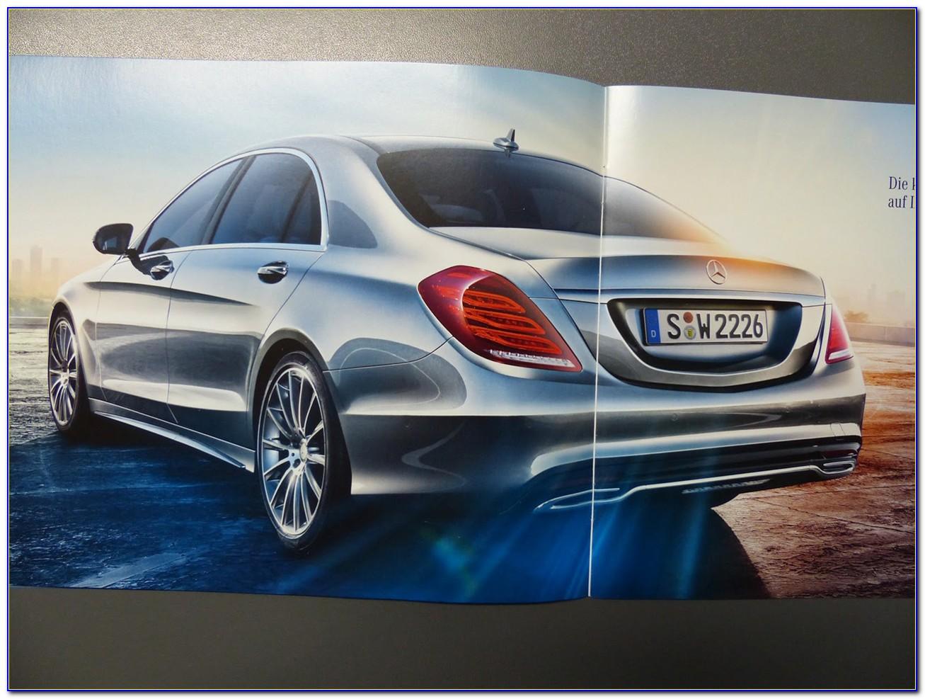 Mercedes Glc Brochure 2020