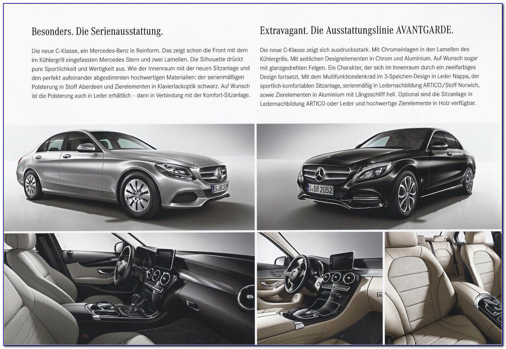 Mercedes Glc Brochure Download