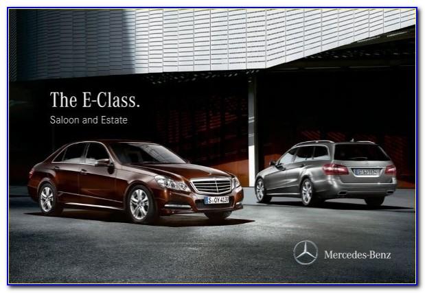 Mercedes Glc Brochure Uk
