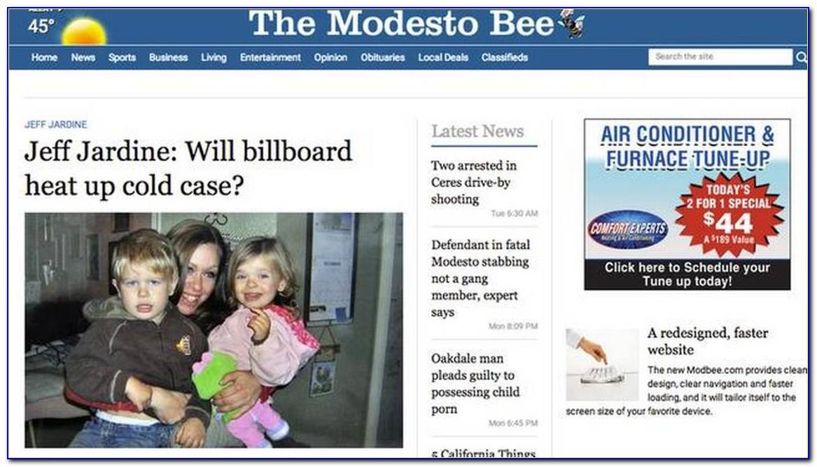 Modesto Bee Divorce Announcements