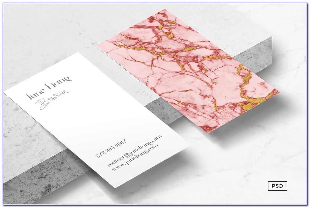 Monat Global Business Cards
