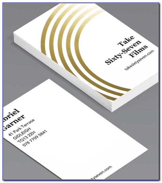 Moo Luxe Business Card Template
