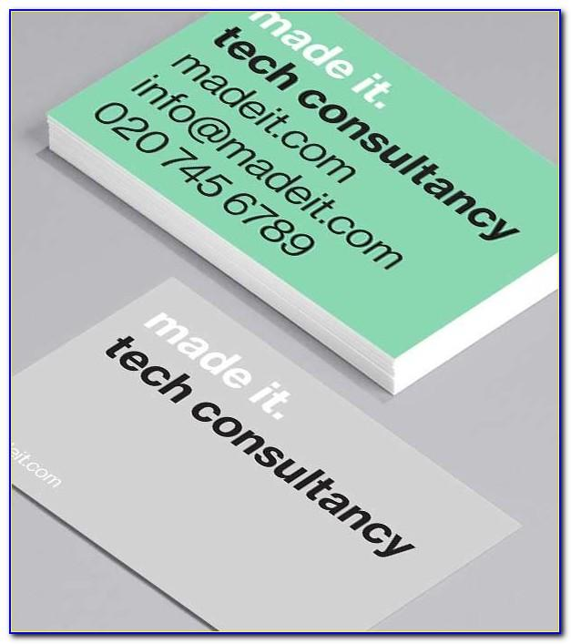 Moo Rounded Business Card Template