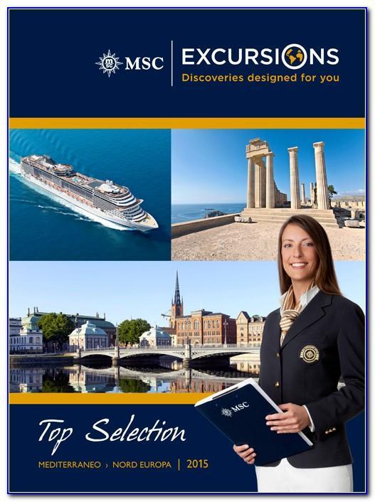 Msc Cruise Brochure 2019