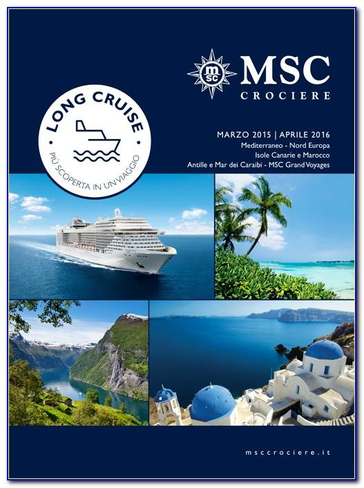 Msc Cruise Brochure Download