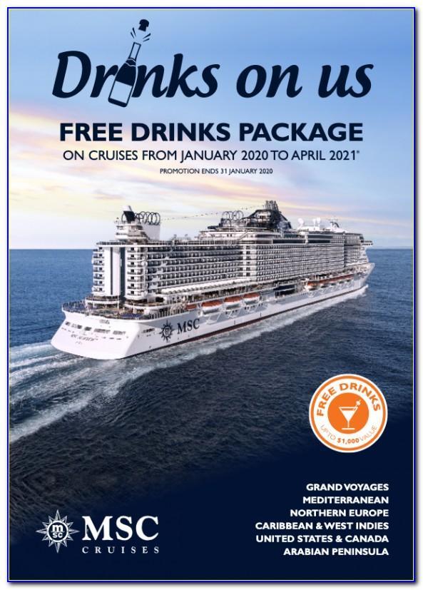 Msc Cruises Brochure 2021